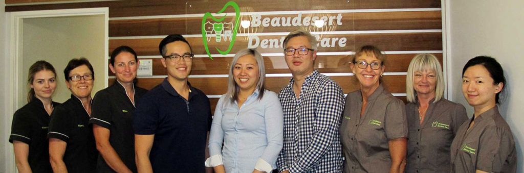 Beaudesert Dental Team